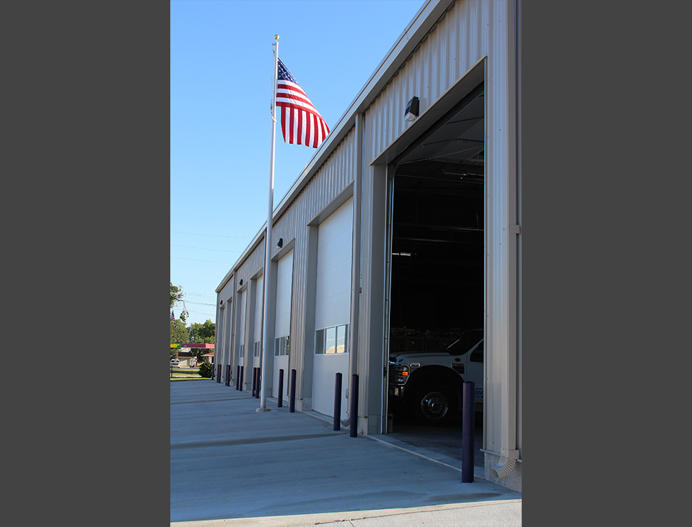 Wilber Fire Station – Wilber