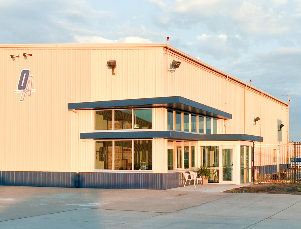 Oracle Aviation Millard FBO – Omaha