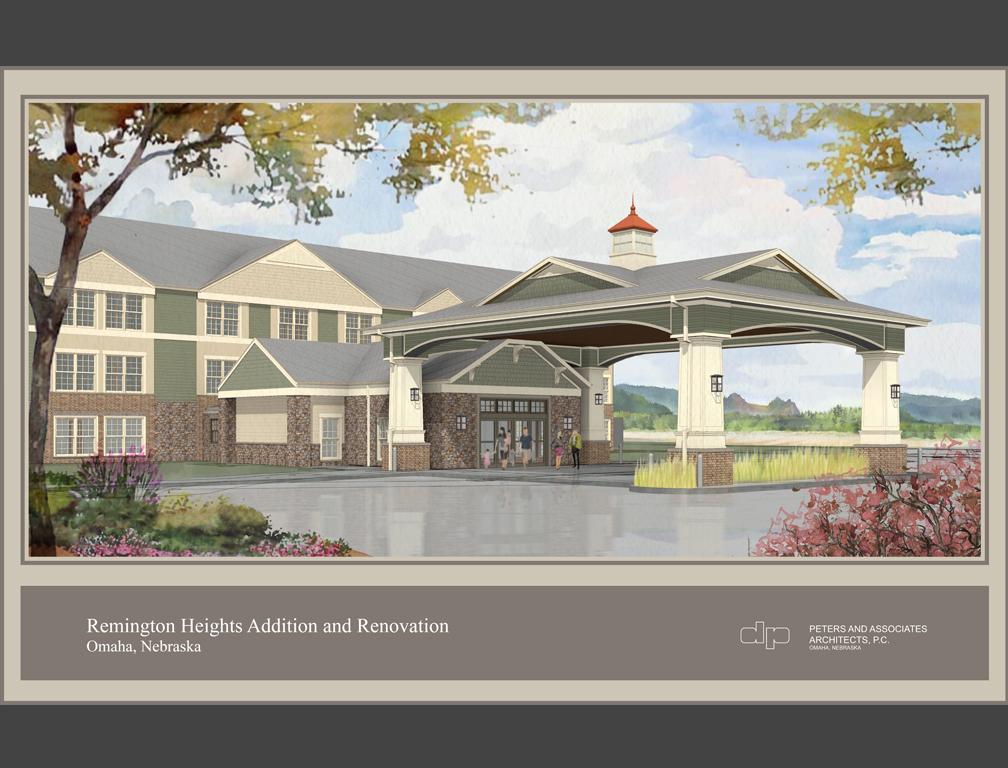 Remington Heights Senior Living Community – Omaha