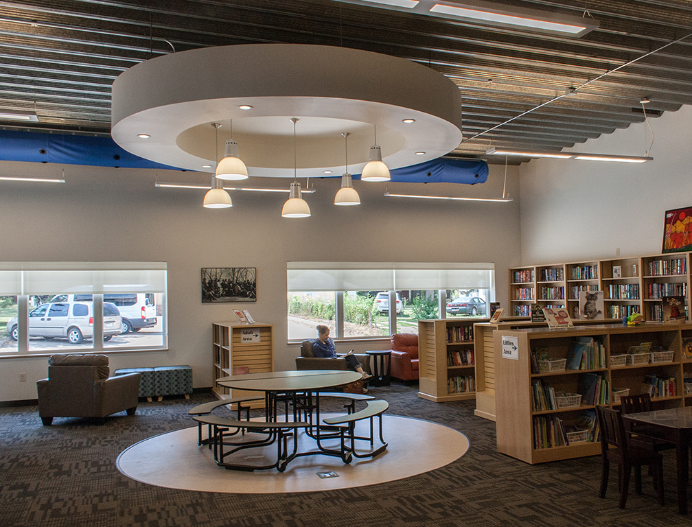 Walthill Public Library – Walthill