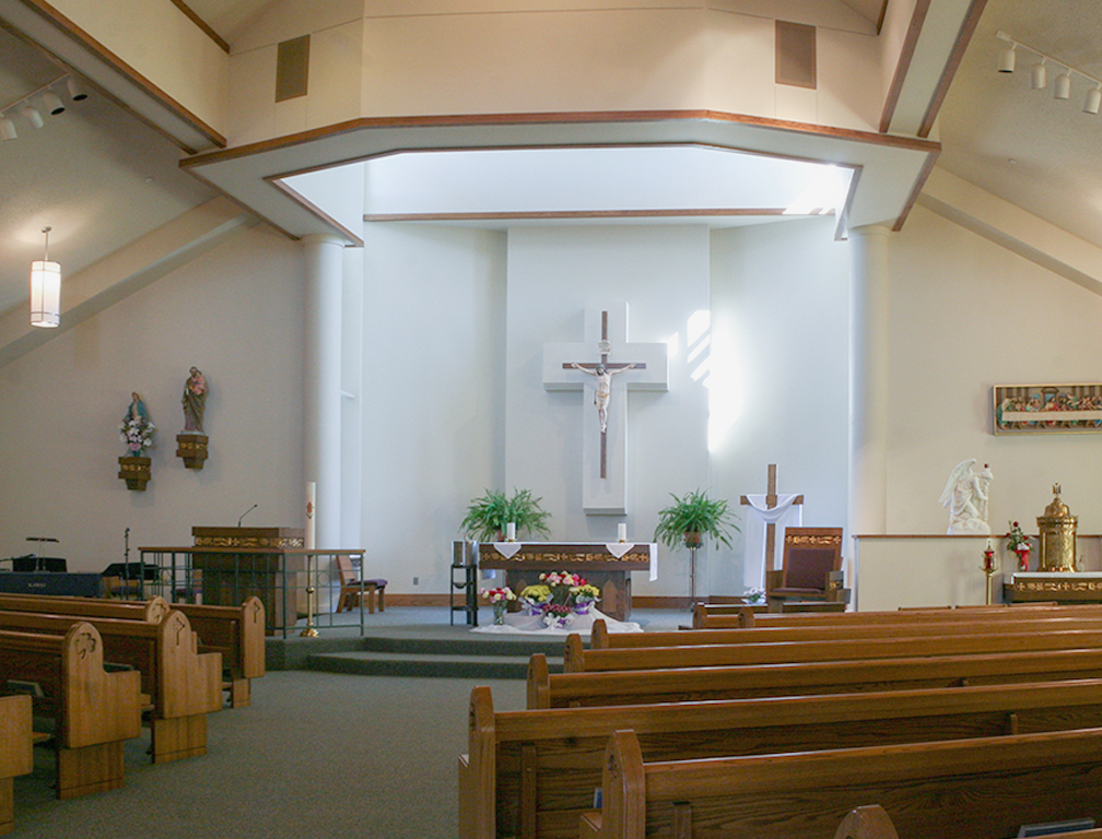St. Patrick's Catholic Church – Tekamah