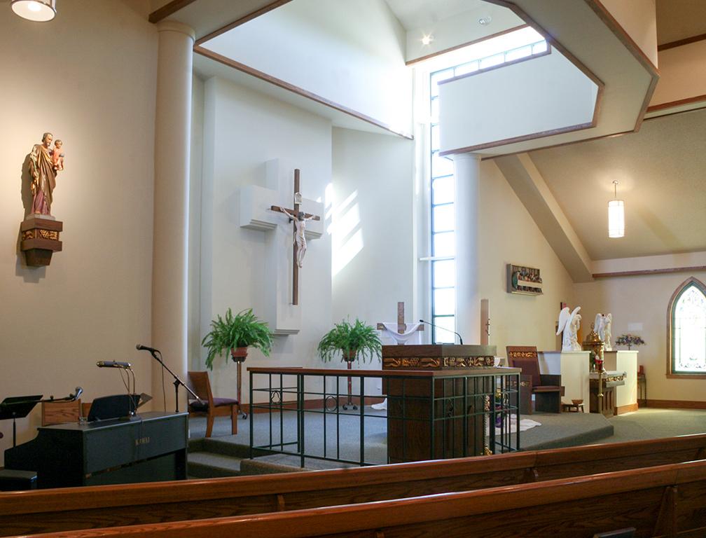 St. Patrick's Catholic Church – Tekamah