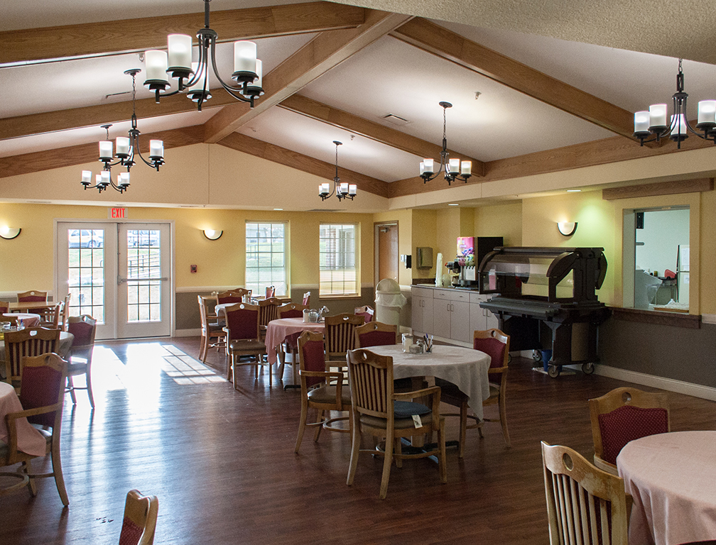 Sunnyview Residential Care Facility – Trenton, Missouri